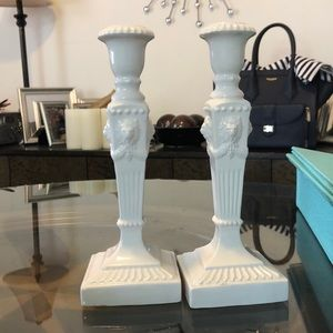Italian Candle holders from Italy